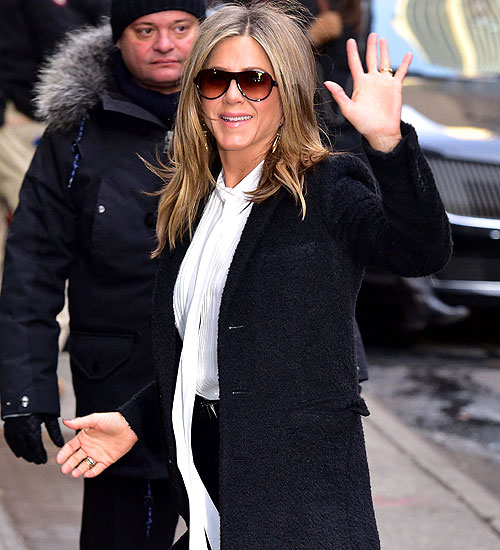 Jennifer Aniston, Míralos