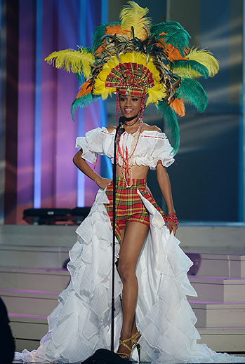Roxanne Didier Nicholas, Miss Universo 2015,