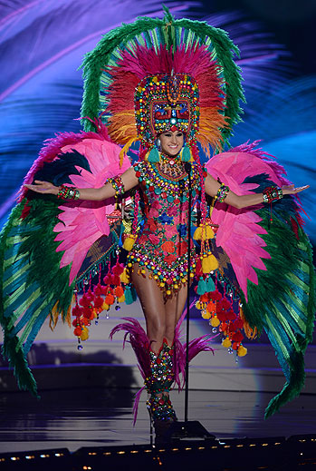 Ana Montufar Urrutia, Miss Universo 2015,