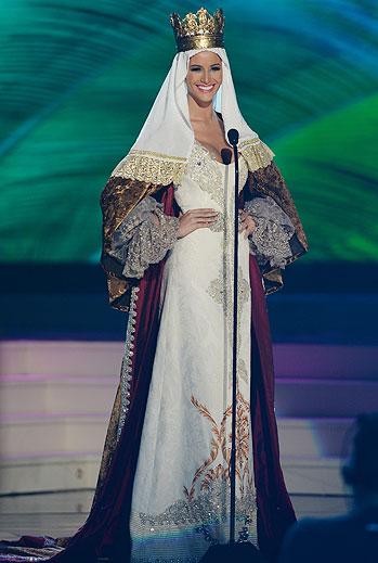 Desiré Cordero Ferrer, miss universo 2015,