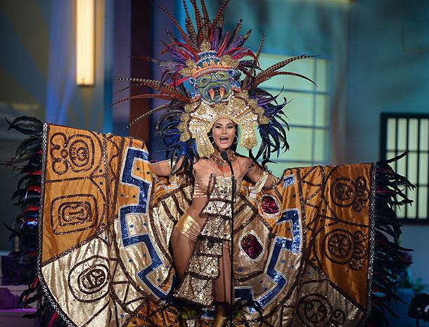Patricia Murillo, Miss Universo 2015,