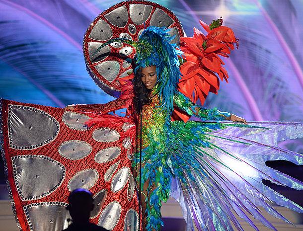 Jovan King, Miss Universo 2015,