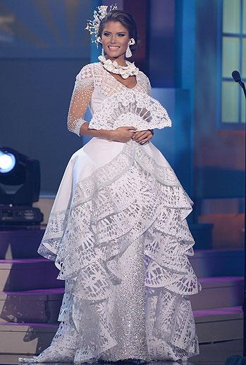 Gabriela Berrios, Miss Universo 2015