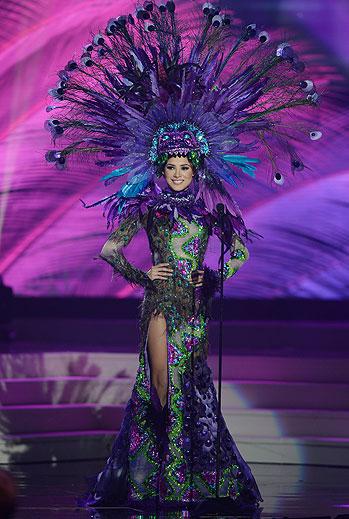 Josselyn Garciglia, Miss Universo 2015,
