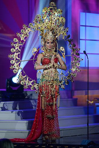 Noyonita Lodh, Miss Universo 2015,