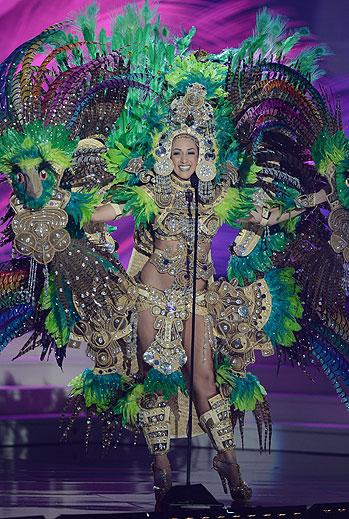 Patricia Da Silva, Miss Universo 2015,