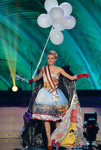 Josefin Donat, Miss Universo 2015
