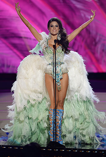 Melissa Gurgel, Miss Universo 2015,