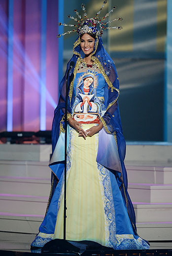 Kimberly Castillo, Miss Universo 2015,