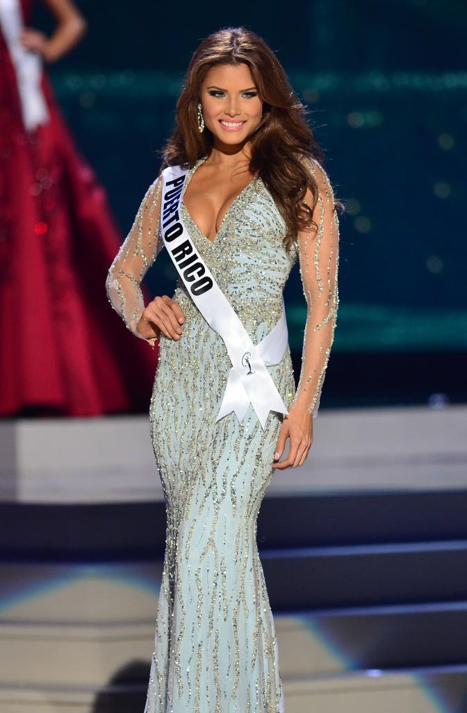 Miss Puerto Rico Gabriela Berrios