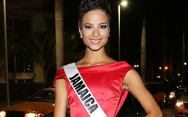 Miss Jamaica, Kaci Fennell