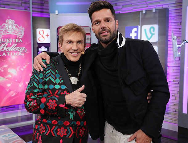 Ricky Martin, Osmel Souza, Míralos