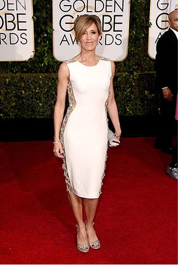 Golden Globes 2015 Ellas, Felicity Huffman