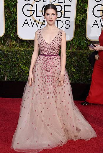 Golden Globes 2015 Ellas, Anna Kendrick