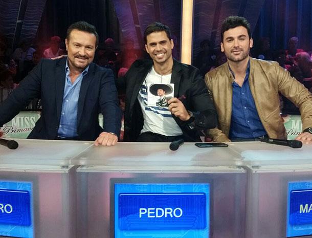 Arturo Peniche, Pedro Moreno, Mauricio Mejía, Míralos