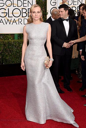 Golden Globes 2015 Ellas, Diane Kruger