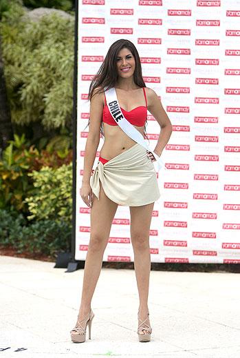 Hellen Toncio, Miss Chile, Miss Universo 2015