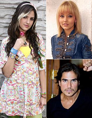 Angelique Boyer, Daniel Arenas, Eiza González, TBT bellos de portada