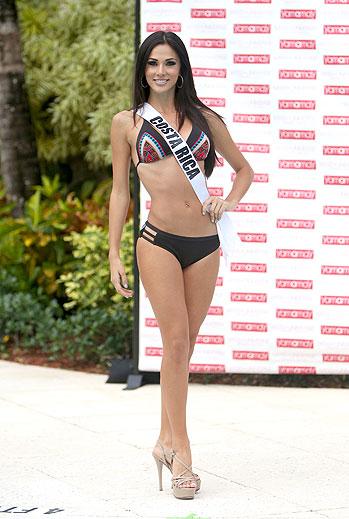 Karina Ramos, Miss Costa Rica, Miss Universo 2015