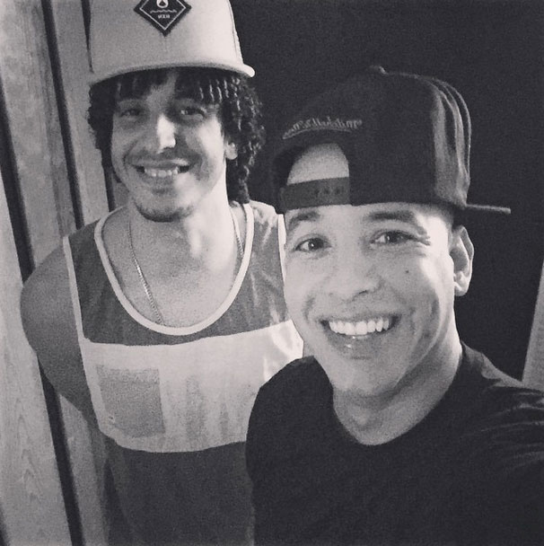 Daddy Yankee, Instagram
