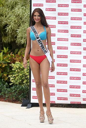Kimberly Castillo, Miss República Dominicana, Miss Universo 2015