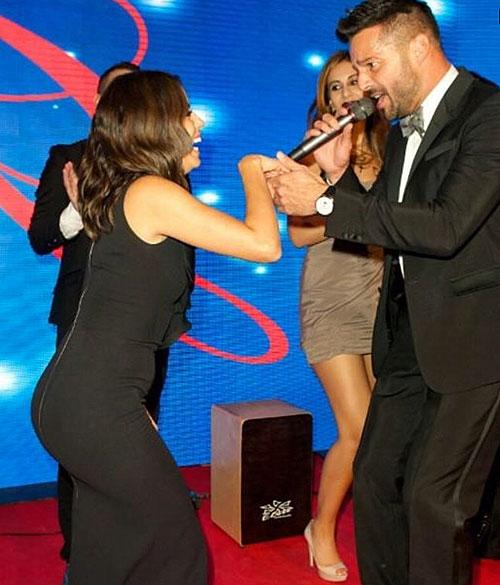 Eva Longoria, WhoSay