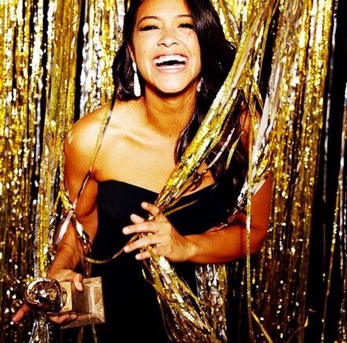 Gina Rodríguez, Globos de Oro 2015