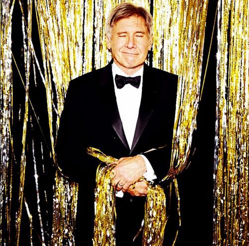 Harrison Ford, Globos de Oro 2015