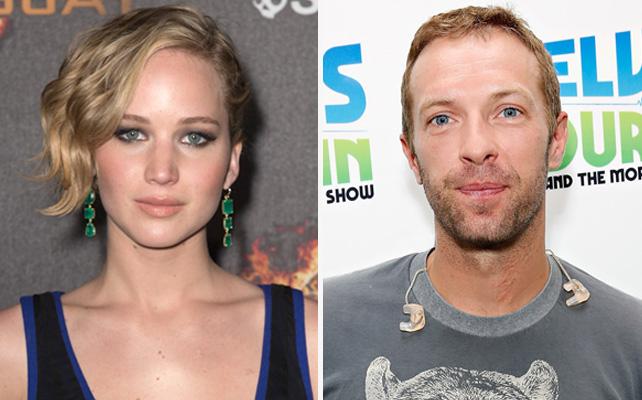 Jennifer Lawrence Chris Martin para articulo