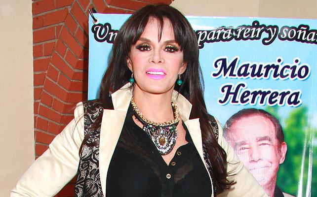 Lucía Méndez,