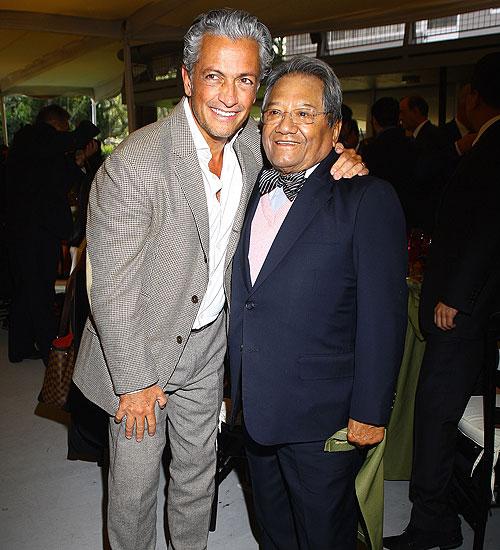 Arturo Velasco, Armando Manzanero, Míralos