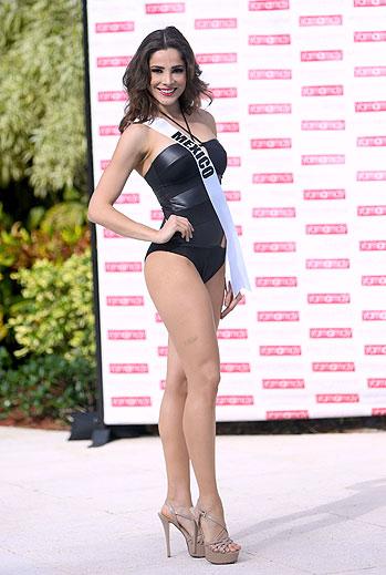 Josselyn Garciglia, Miss México, Miss Universo 2015