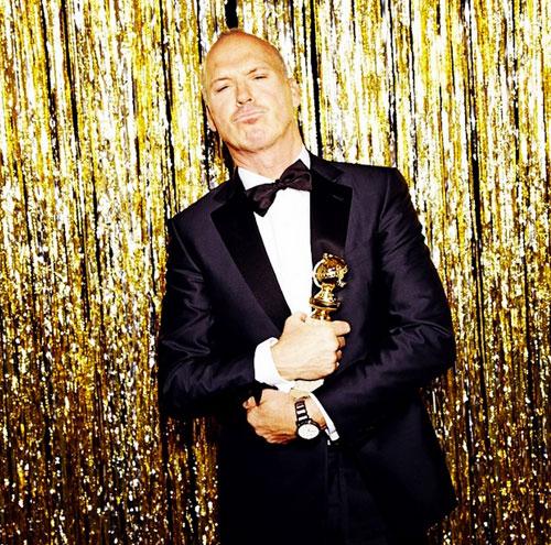 Michael Keaton, globos de oro 2015