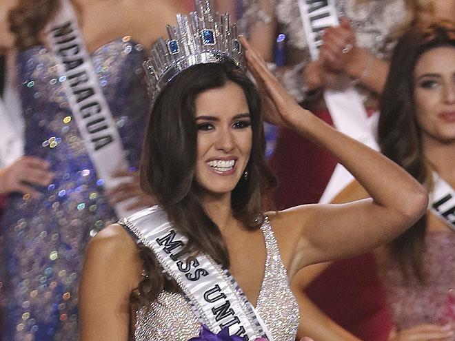 Miss Colombia Paulina Vega Miss Universo 2015