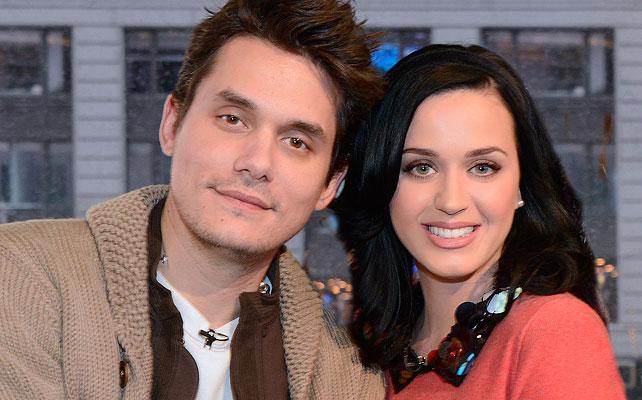 Jonh Mayer y Katy Perry para articulo