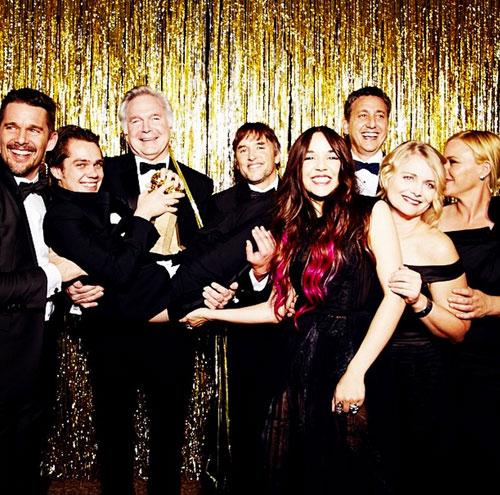 Globos de Oro 2015,