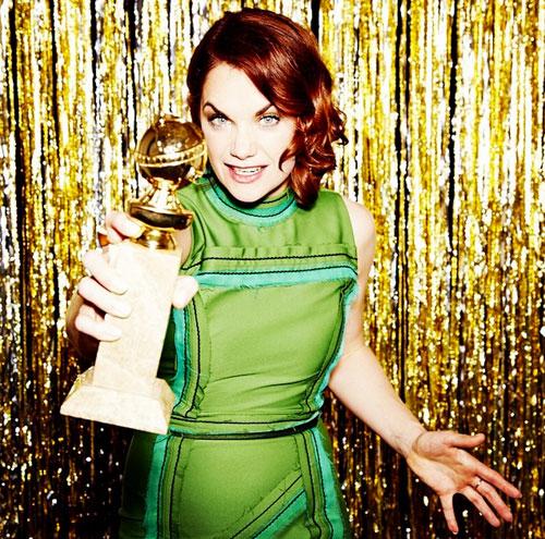 Ruth Wilson, Globos de Oro 2015