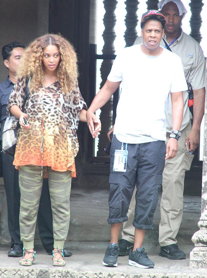 Beyoncé, Jay-Z, Míralos