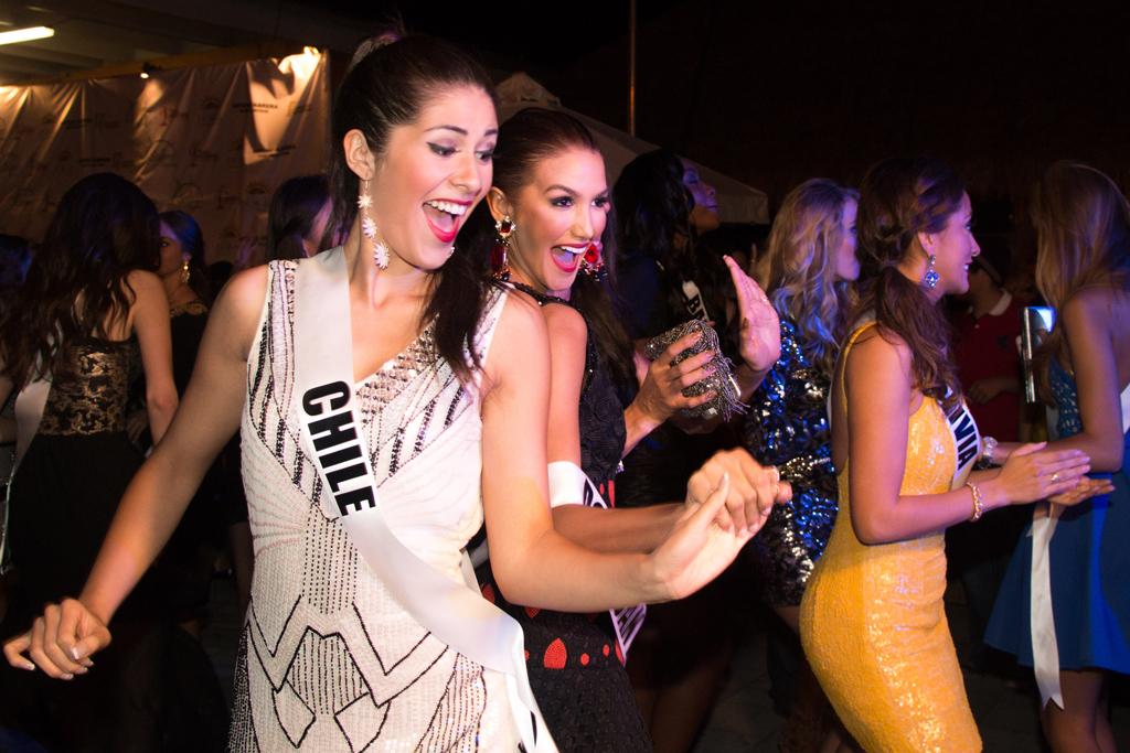 Candidatas de Miss Universo en Miami