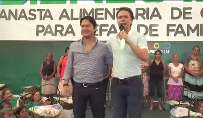 Manuel Velasco, Luis Humberto,