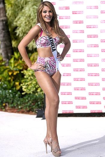 Migbelly Castellanos, Miss Venezuela, Miss Universo 2015