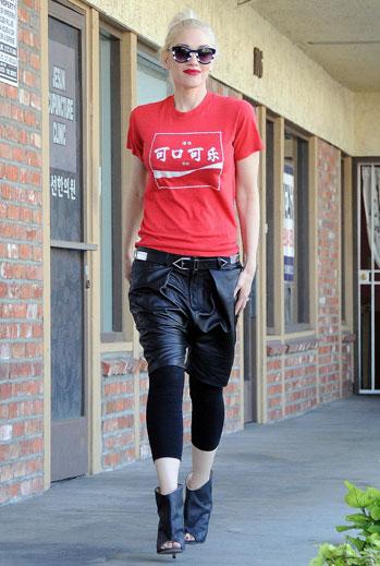 El look del día, Gwen Stefani
