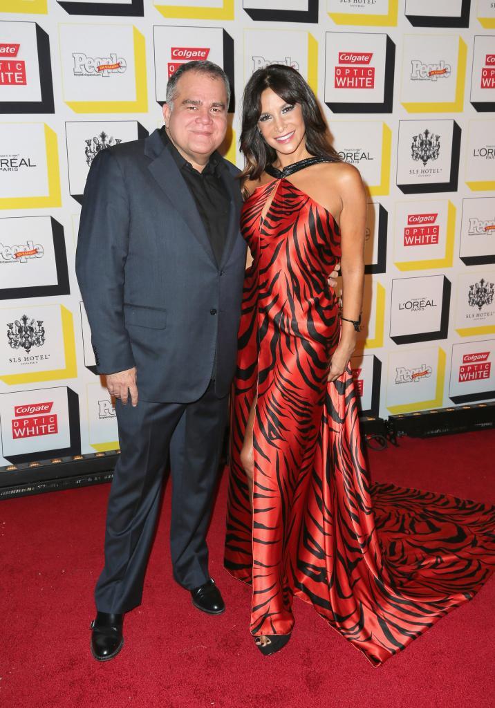 Armando Correa y Lorena Rojas