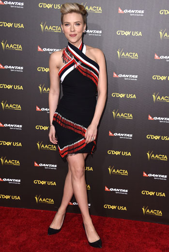 El look del día, Scarlett Johansson