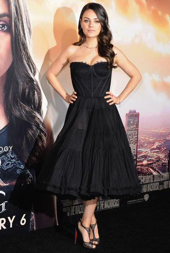 El look del día, Mila Kunis
