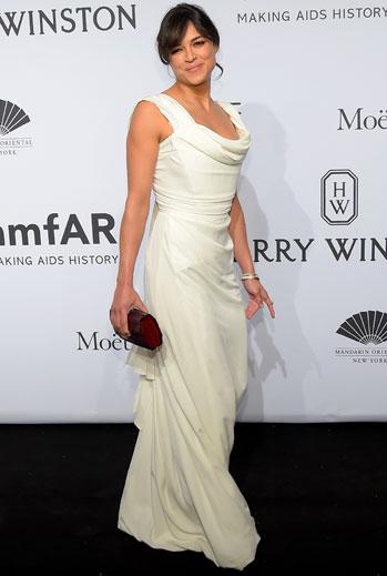 El look del día, Michelle Rodriguez