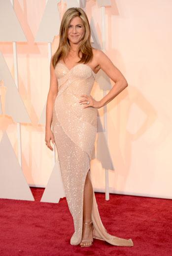 Premios Oscar 2015, alfombra roja, Jennifer Aniston