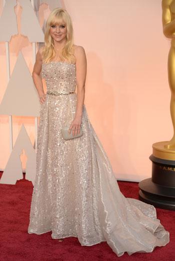 Premios Oscar 2015, alfombra roja, Anna Faris