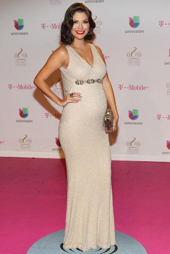 Premio Lo Nuestro 2015, ellas, alfombra, Ana Patricia