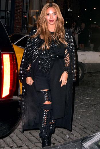 El look del día, Beyoncé